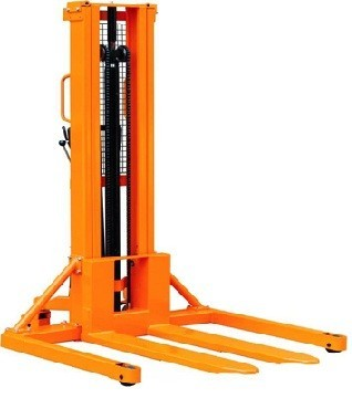 Straddle Manual Stacker - 1000Kg - 1600mm - CTMS1016