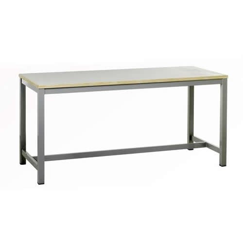 Redditek Heavy Duty 4-Leg Frame Stainless Steel Workbenches - DA1-SS - DA9-SS