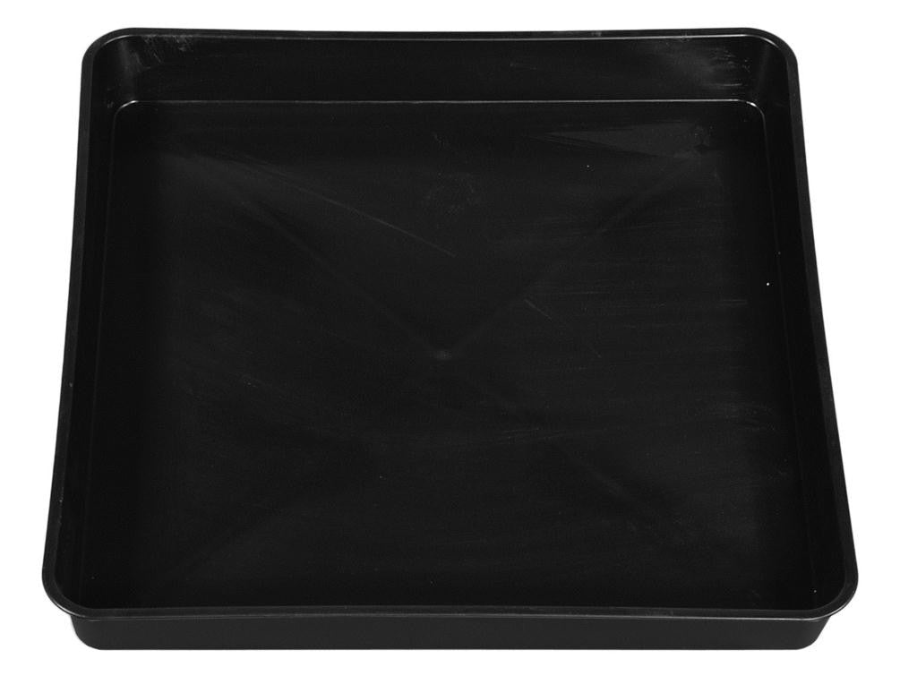 Spill-Safe Large Square Drip Tray - 600 x 600 x 70mm - DT45