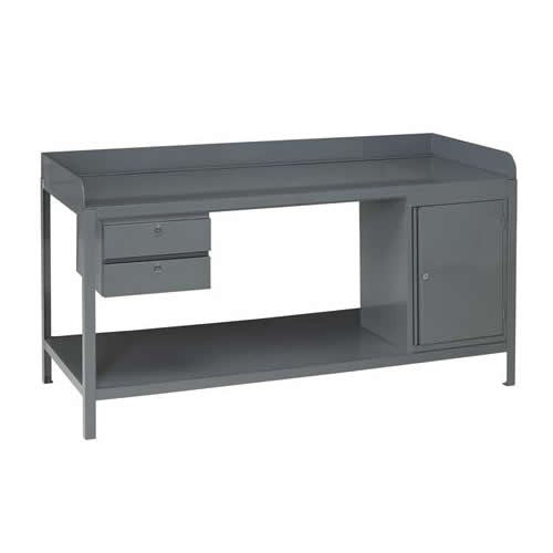 Redditek Easy Order H/Duty Double Engineering Cupboards & Lower Shelves - E11M4 - E11H6