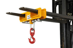 Spill-Safe Single Fork Lift Sleeve Attachment - FDLHS