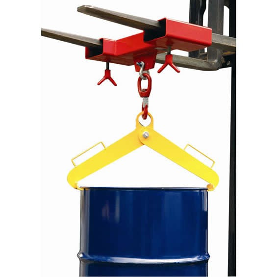 Spill-Safe Vertical Drum Lifting Sling - FDLSV