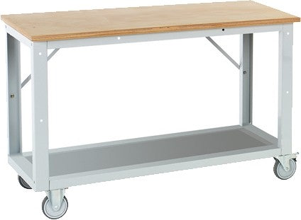 Bott Verso 600mm Deep Fixed Height Mobile Framework Bench - 16901070.16V - 16901075.16V