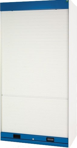Bott Cubio 1300mm Wide Roller Shutter Door Cupboards - 40201012.11V - 40201013.11V