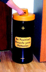 Battery Recycling Bins - BRB - BRB+