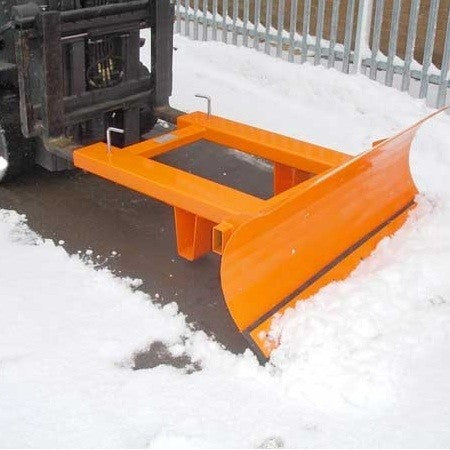 Snow Plough Attachment - ISP-1 - ISP-3