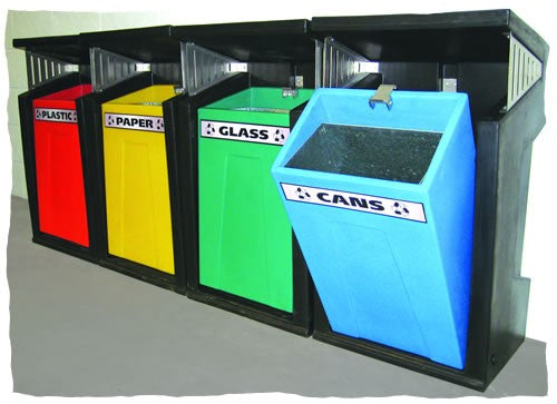 Provinical Litter Bins - PV - PV4