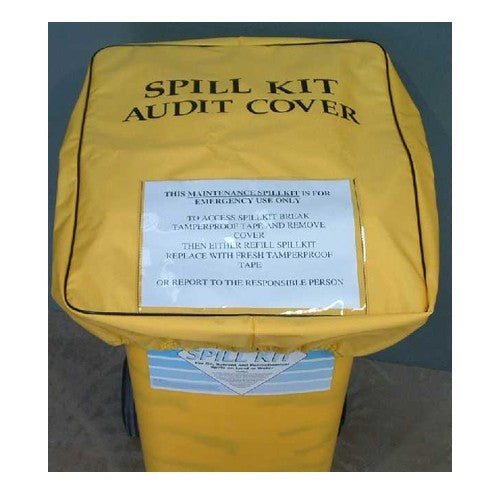 Audit Covers for Spill Kits - FL-17-001 - FL-121-001