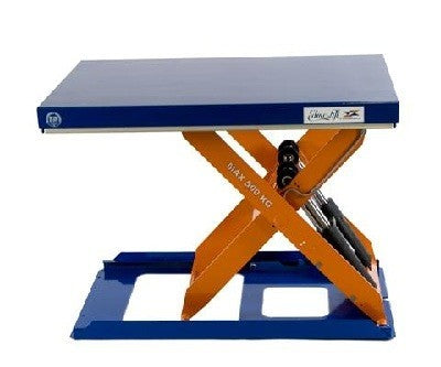 Low Profile Scissor Lift Tables - TCR500 - TCL2000GB