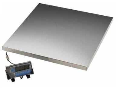 Light Capacity Platform Scales - WS300-50 - WS500