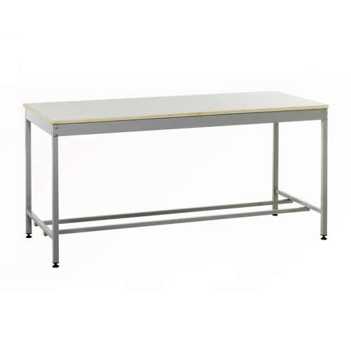 Redditek Antistatic 4-Leg A/S Laminate Workbenches - A1-ALA - A9-ALA