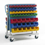 Work Gear Louvre Panel Trolleys - LPT-12 - LPT-13C