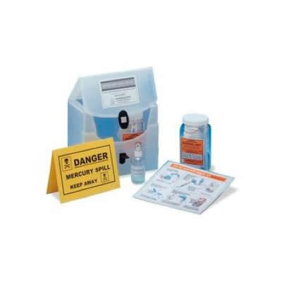 Spill-Safe Mercury Spill Kit - MSK1