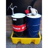 Spill-Safe 5 Litre Oil & Fuel Absorbent Bonded Drum Topper - ODT5