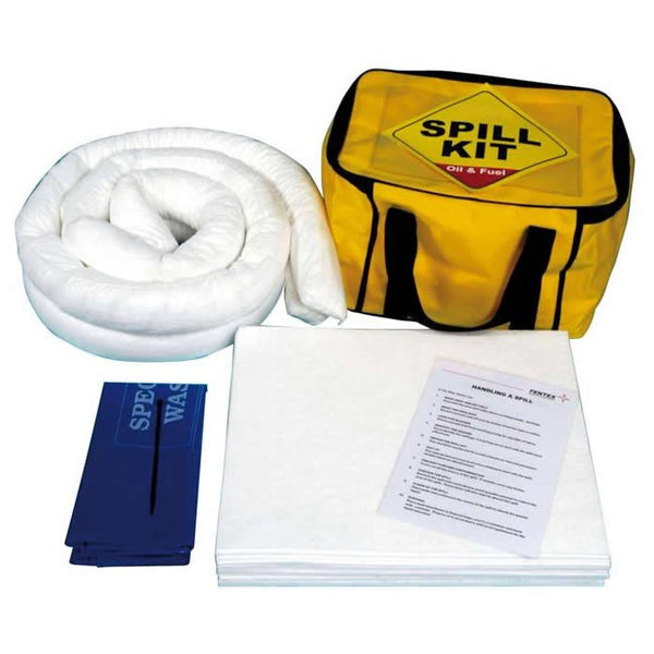 Spill-Safe 35 Litre Oil & Fuel Cube Bag Spill Kits - OSKC - ORFC