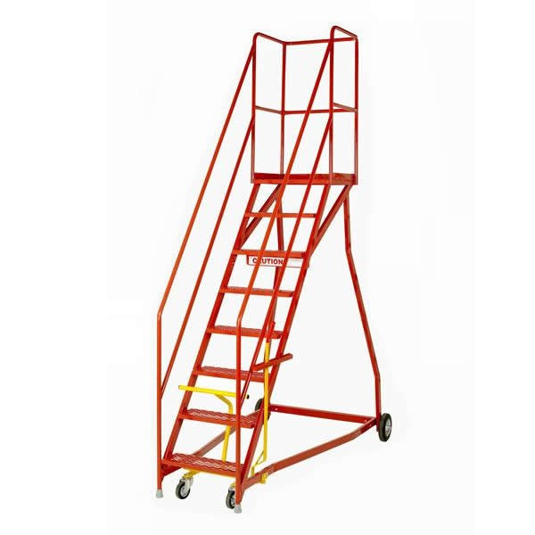 Steptek Quality Extra Heavy Duty Stability Base Warehouse Steps - S920 - S952