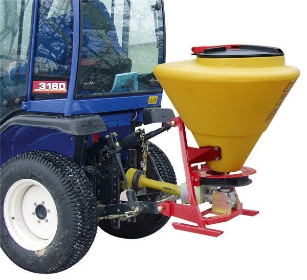 130 Litre Mounted Salt & Grit Spreader - SA130-PE