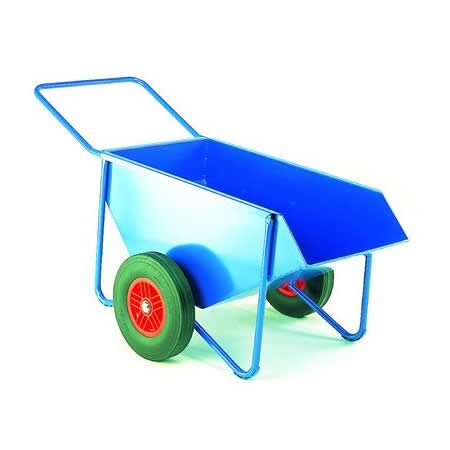 Work Gear Wheelbarrow Skips - SB12 - SB12P
