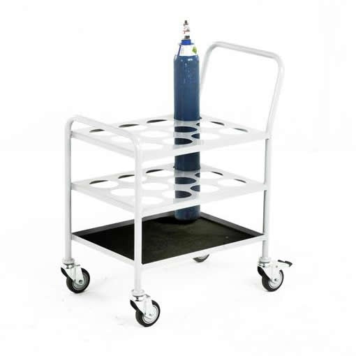 Work Gear Small Cylinder Trolley - SC117