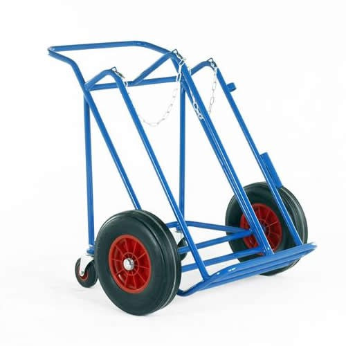 Work Gear 4 Wheeled Welders Trolleys - SC119 - SC119P