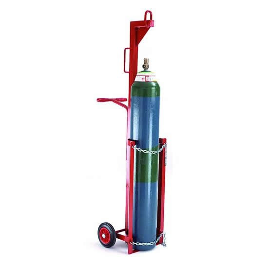 Work Gear Cylinder Lifting Trolley for 1 x 180-230mm Dia Cylinder - SC25