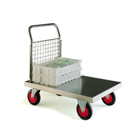 Work Gear Stainless Steel Platform Trucks - SP600 - SP804M