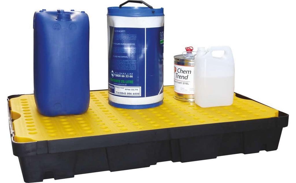 Spill-Safe Spill Trays & Surface Grids - SPS20 - SPK100