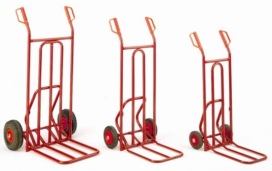 Work Gear Folding Toe Sack Trucks - ST22F - ST22FP