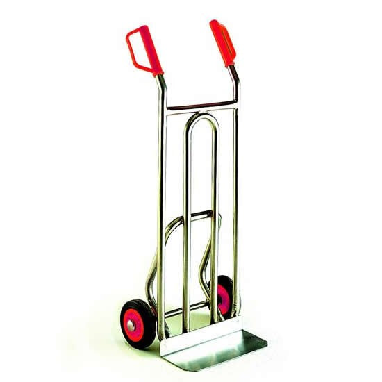 Work Gear Trader Range Stainless Steel Sack Trucks - ST20SS - ST21SS
