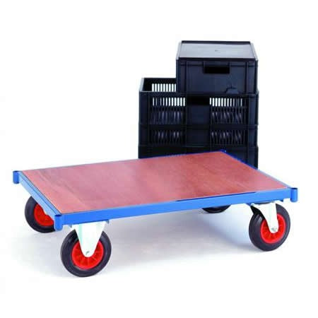 Work Gear 500 Series Platform Trucks - TC600 - TC802TB