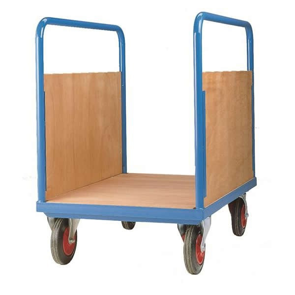 Work Gear Long Goods Platform Trucks - TC605P - TC805P