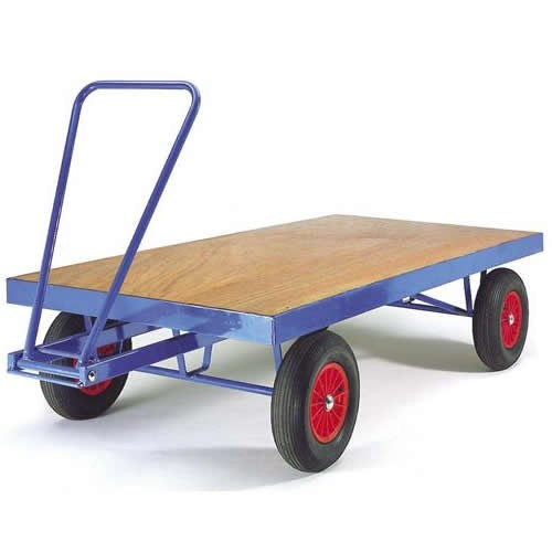 Work Gear Heavy Duty Turntable Trailers - TR100 - TR110P