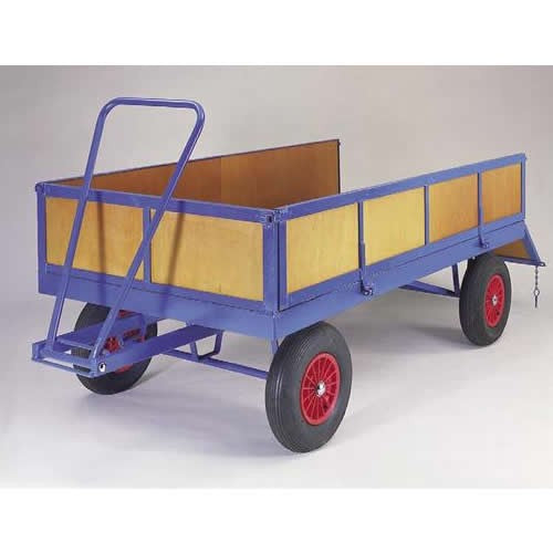 Work Gear Heavy Duty Turntable Trailers - TR102 - TR112P