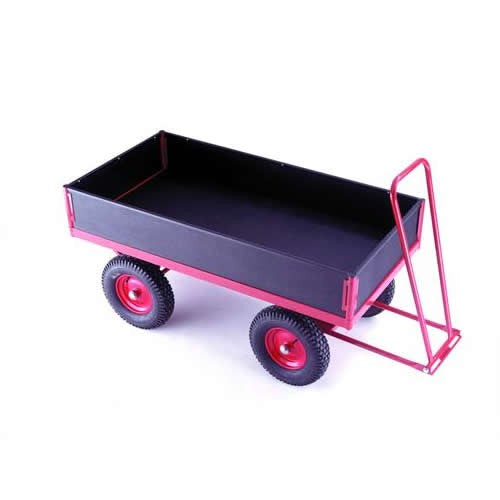 Work Gear 4 Sided Phenolic Deck Hand Turntable Trailers - TR341 - TR343P