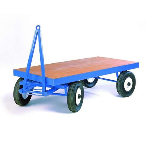 Work Gear Heavy Duty Turntable Towing Trailers - TR601 - TR613P