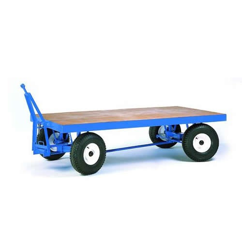 Work Gear Heavy Duty Double Ackerman Towing Trailers - TR700 - TR750P