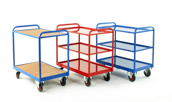 Work Gear Industrial Tray Trolleys - TT36 - TT39