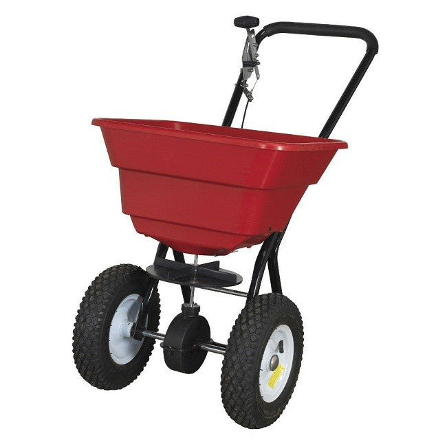Walk Behind Broadcast 37kg Salt Spreader - SPB37W