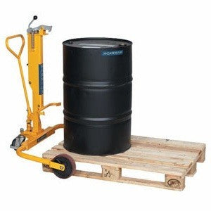 Warrior Wide Straddle Drum Porter - WRDTW250