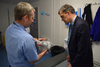 Julian Smith MP visits NorVap