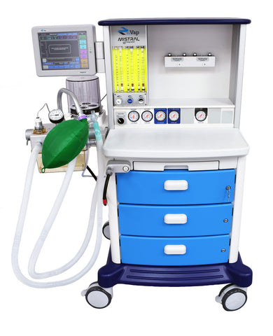 NEW Mistral Anaesthesia Machine