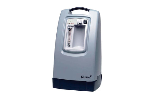 Nuvo 8 Oxygen Concentrator - NorVap - Oxygen Concentrators