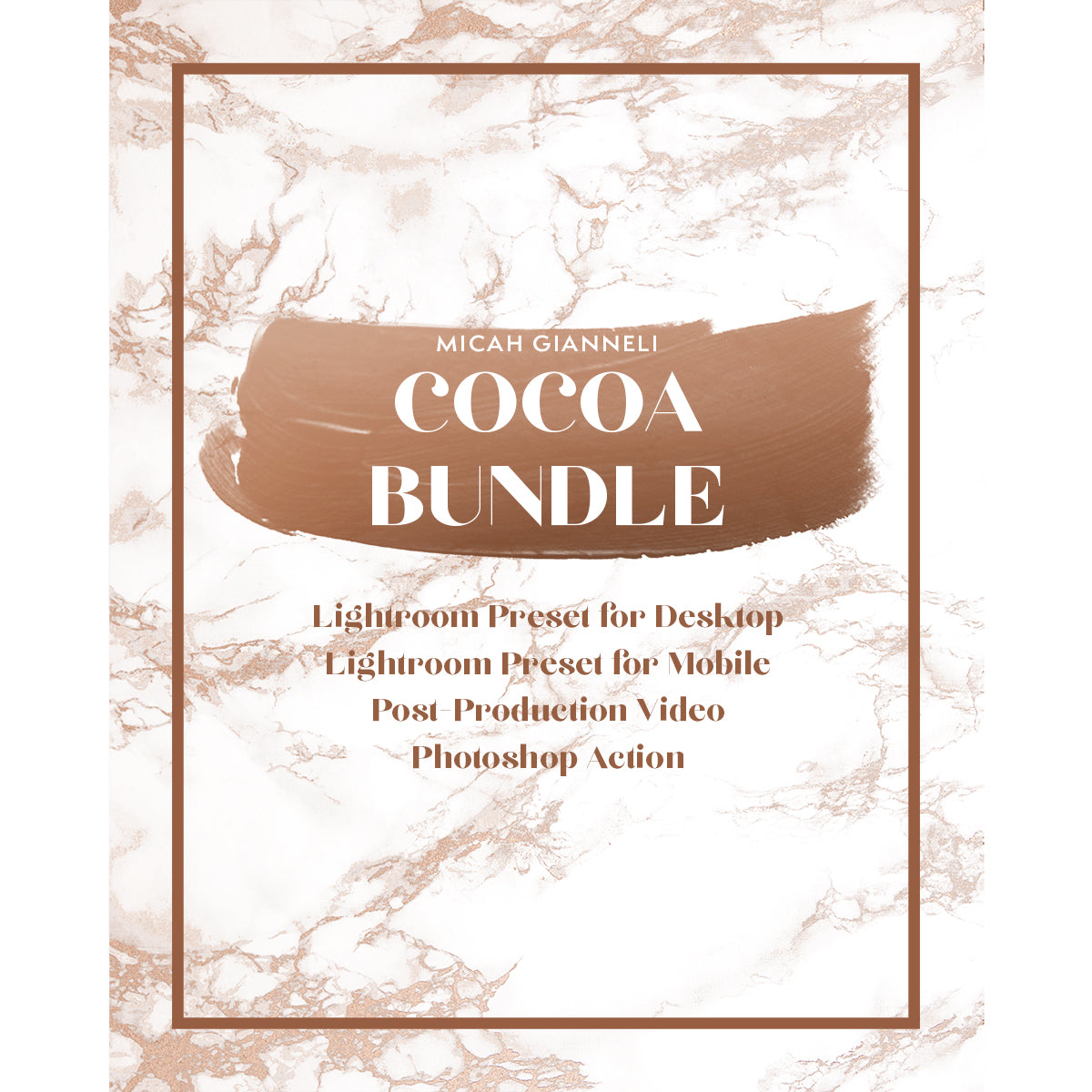Cocoa Bundle