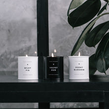 MILKY FIG CANDLE - Large