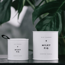 MILKY FIG CANDLE - Small