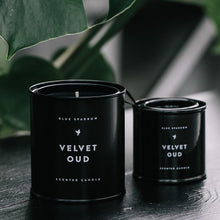 VELVET OUD CANDLE - Large