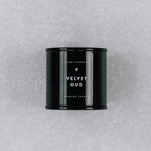 VELVET OUD CANDLE - Small