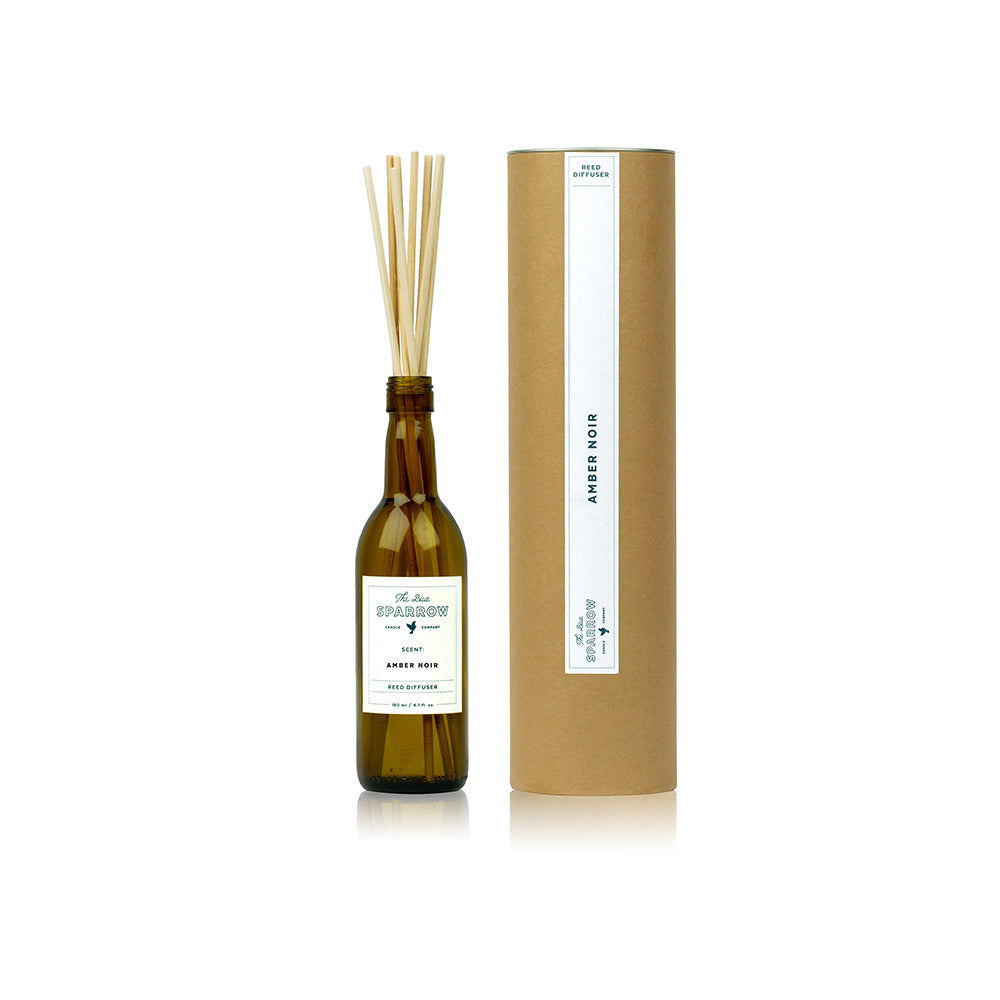 AMBER NOIR REED DIFFUSER
