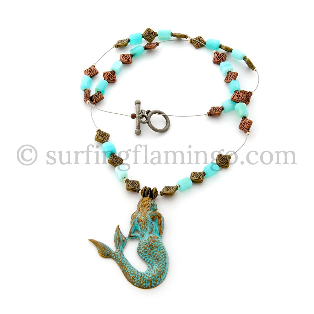 Mermaid Memories – Necklace
