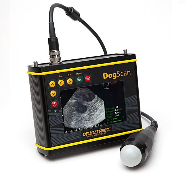 Draminski Veterinary DogScan Ultrasound Scanner